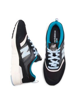 Schuhe New Balance CW997 Black Man