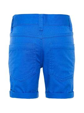 Shorts Name It Sofus Blau Junge