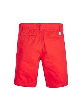 Shorts Tommy Hilfiger Essential - Twill Chino Rot