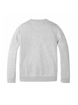 Pullover Tommy Hilfiger Frottier Grau