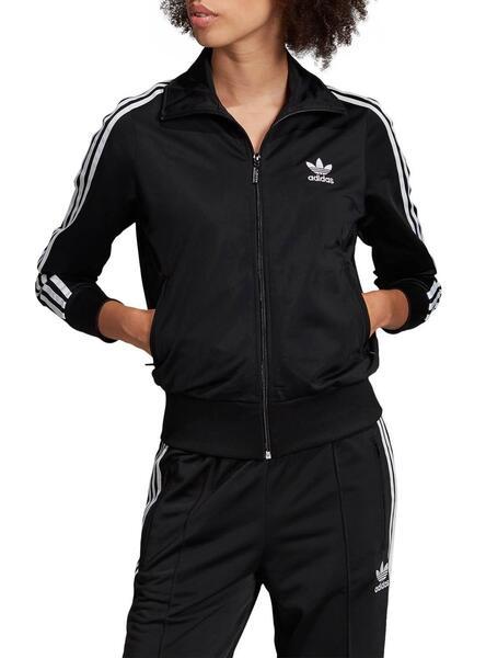 Jacke Adidas Firebird Black Für Damen