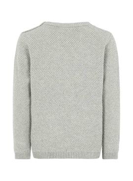Pullover Name It Moltom Grau Junge