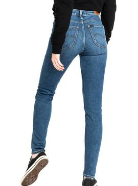 Jeans Lee Scarlett High Mid Damen