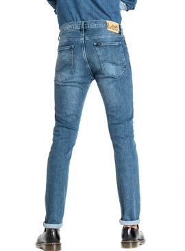 Lee Luke Mid Denim Hose Herren