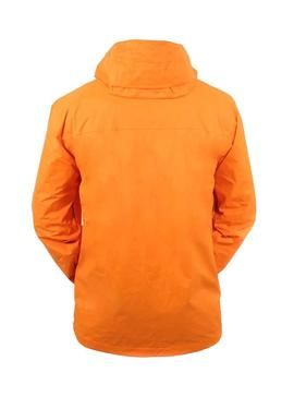 Jacke Helly Hansen Loke Orange Herren