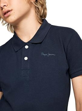 Poloshirt Pepe Jeans Thor Blue Junge