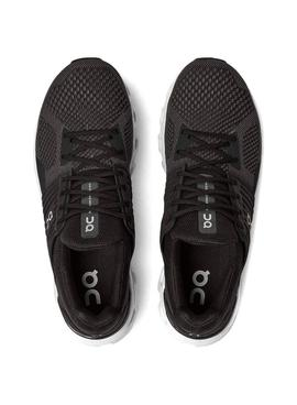 Sneaker On Running Cloudswift Black Rock Herren
