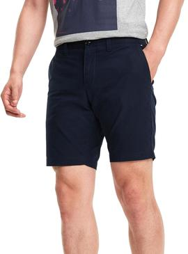 Shorts Tommy Hilfiger Brooklyn Marine Blau Man