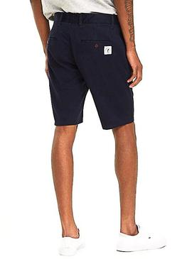 Shorts Tommy Jeans Essential Chino Marine Blau Man