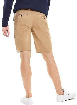 Shorts Tommy Jeans Essential Chino Braun Herren
